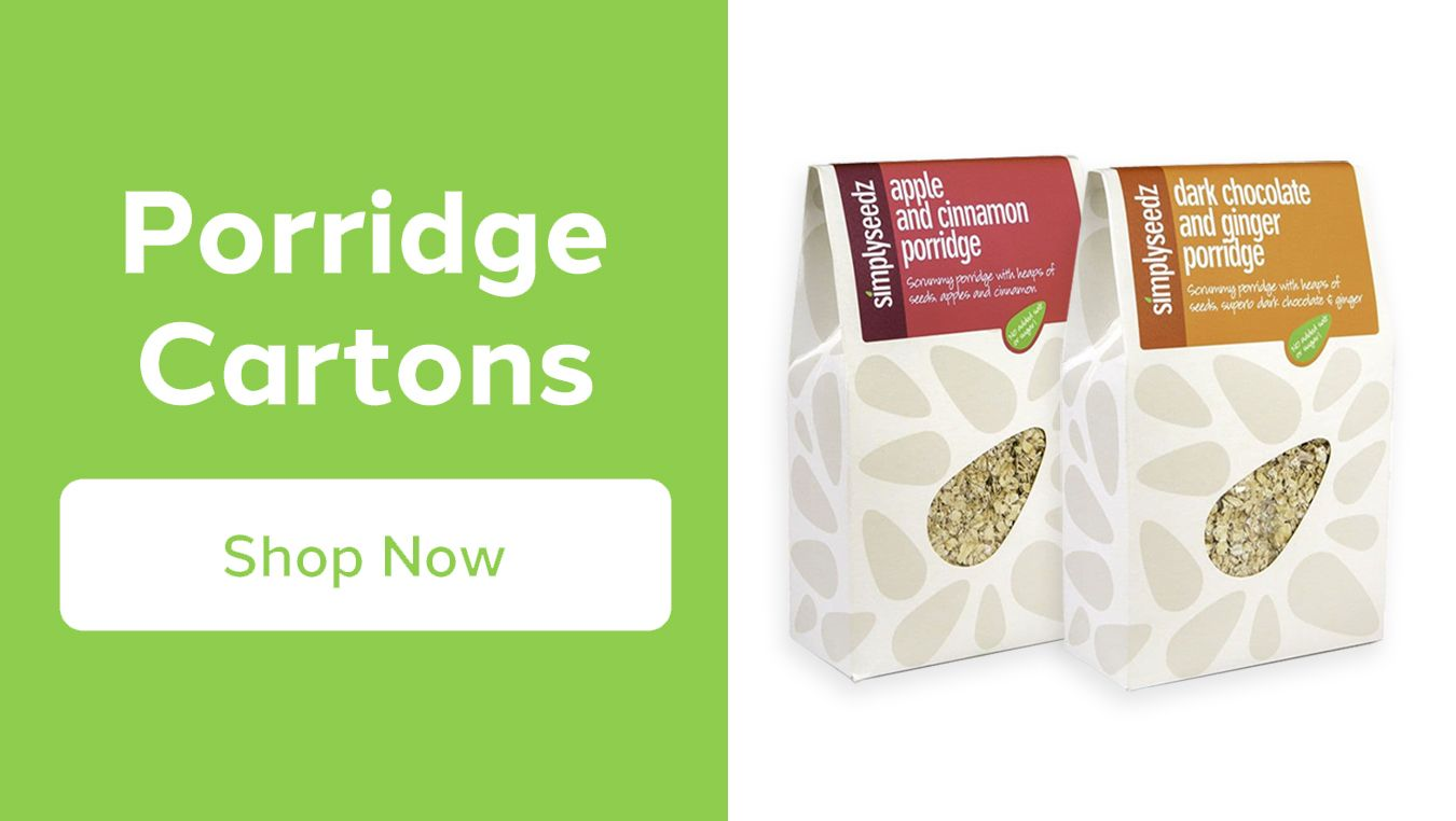 Porridge Cartons | Shop Now